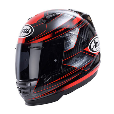 ARAI REBEL CHRONUS RED